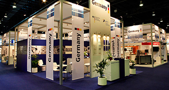 Circle Group Stand Designs